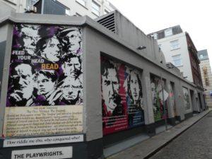 Dublin, ville d'écrivains